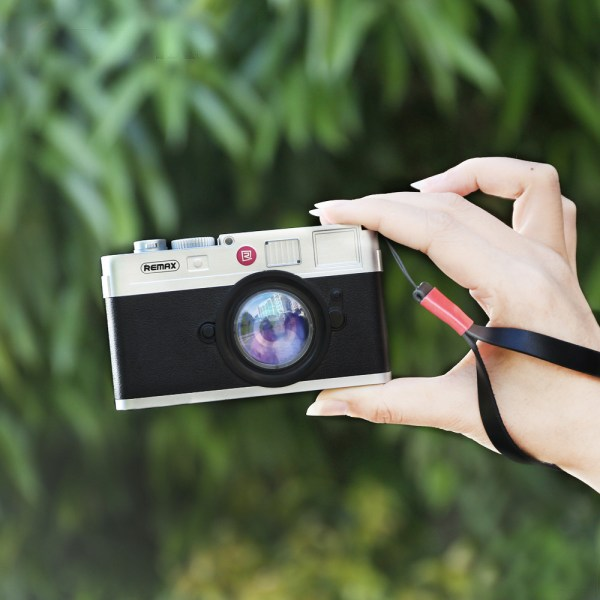 Remax Lycra Camera 10000mah PowerBank