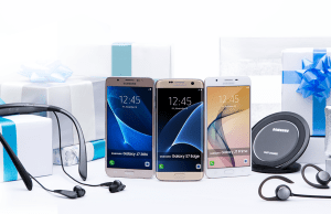 Samsung Christmas Giveaways