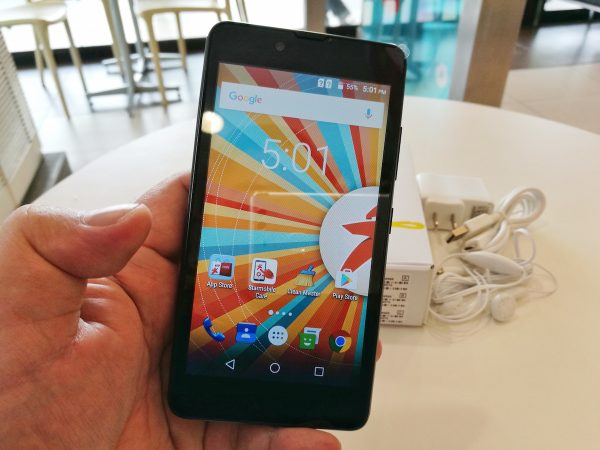 Starmobile PLAY Plus Review