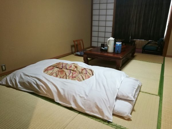 Traditional Japanese Bedroom