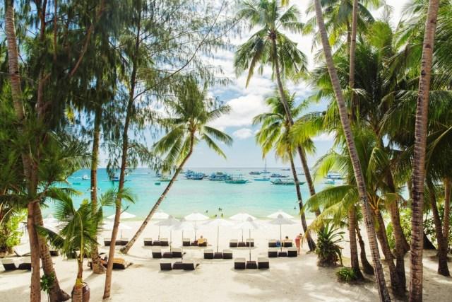 Villa Caemilla Beach Boutique Hotel in Boracay