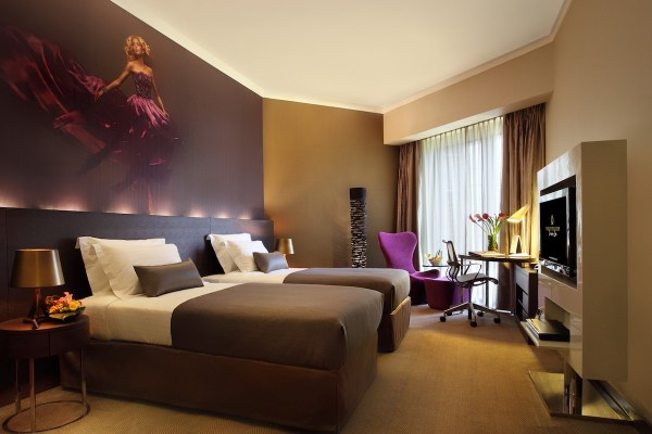 Grand Park Orchard Road Hotel
