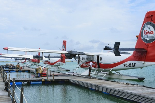 Maldives Seaplane Transfer Prices and Schedule