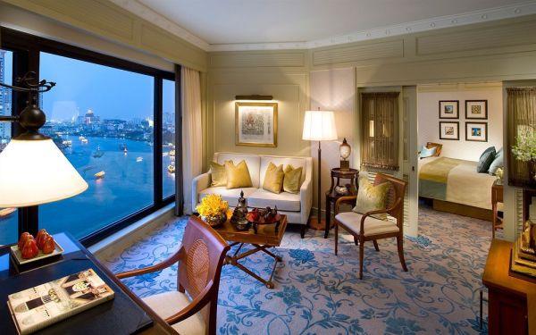 Mandarin Oriental Bangkok Luxury Hotels