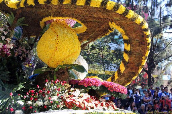 Panagbenga 2017 Grand Float Parade photos