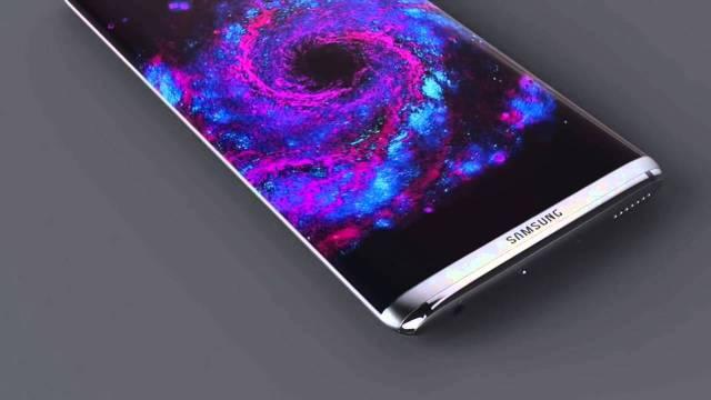 Samsung Galaxy S8 via Youtube