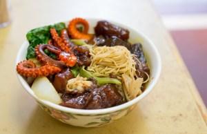 Sun Kee Noodles Hong Kong Food Trip