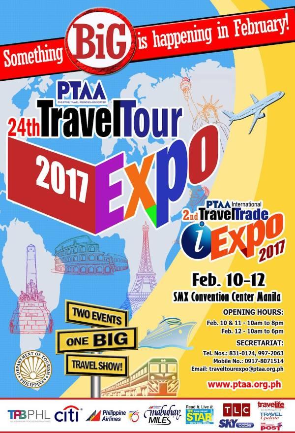Philippine Travel Tour Expo 2017