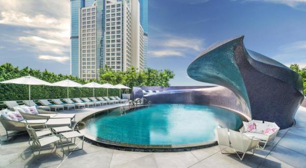 W Bangkok Luxury Hotel