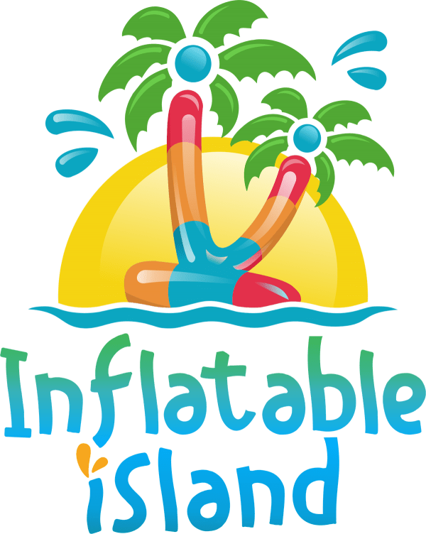 inflatable Island Water Theme Park
