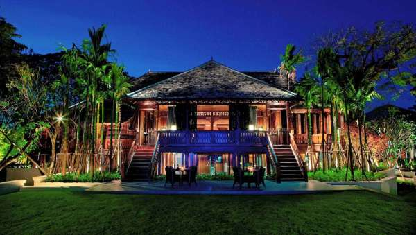 137 Pillars House Hotels in Chiang Mai