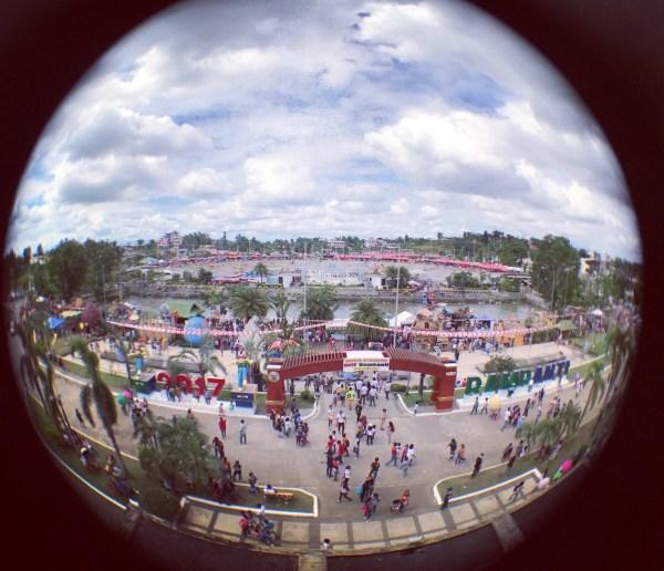 Bambanti Festival 2017 Festival Grounds
