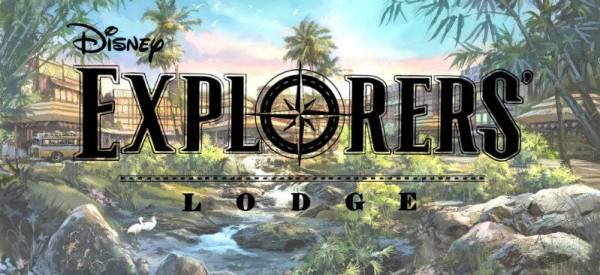Disney Explorers Lodge Hong Kong