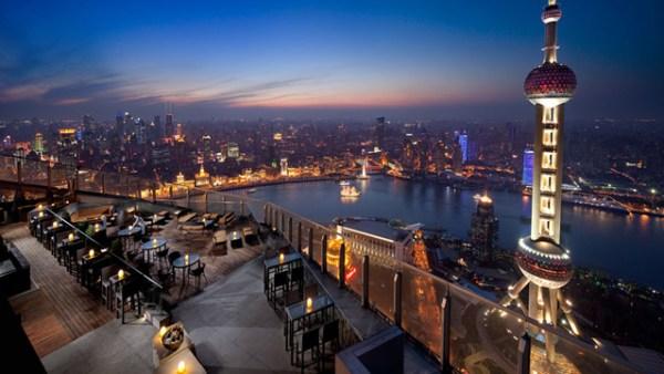 Flair at Ritz-Carlton in Shanghai