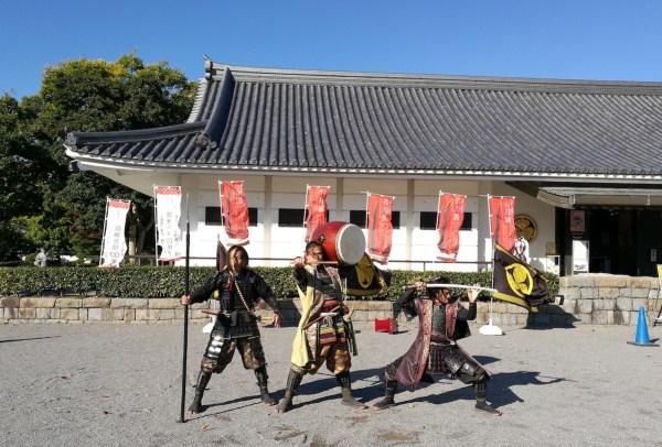 Ieyasu Aoi Busho Tai Performance