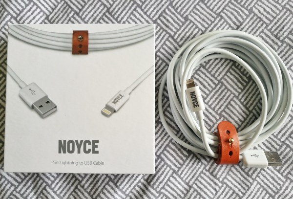 Noyce 4m Lightning to USB Cable