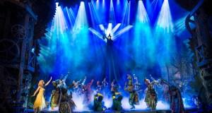 Wicked UK International Tour in Manila