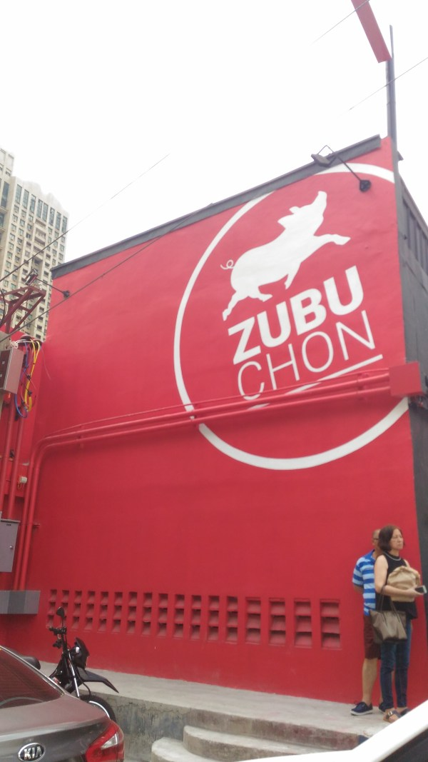 Zubuchon is Now in Manila