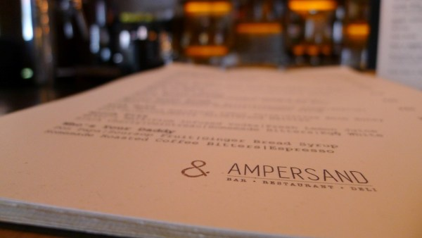 Ampersand is a three in one destination