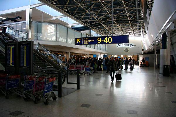 Helsinki Airport Terminal 1