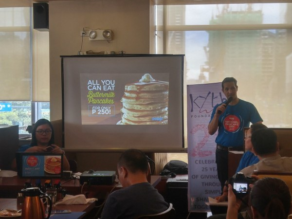 IHOP National Pancake Day 2017