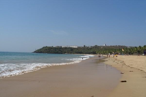 Less Crowded Beaches in Goa