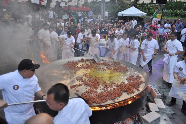 Grandest Philippine food festival