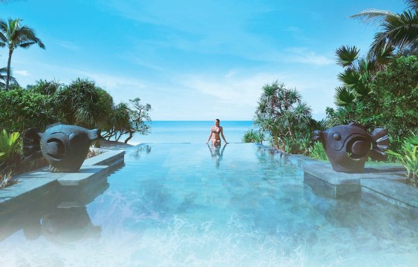 Shangri-La Boracay - Most Beautiful Infinity Pools in the Philippines