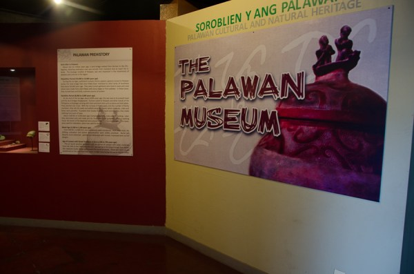 The Palawan Museum in Puerto Princesa City