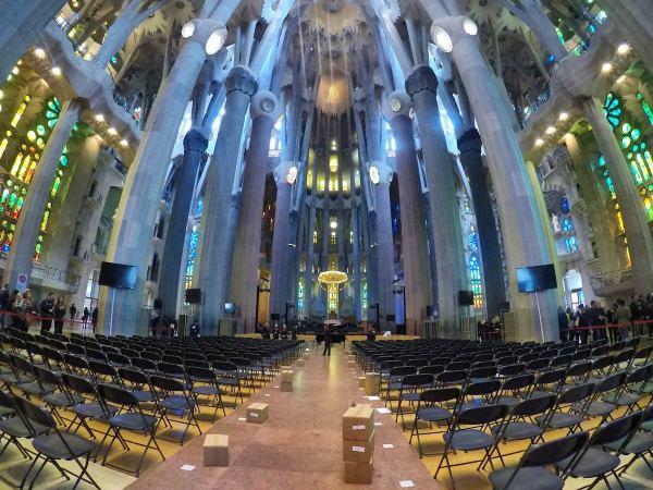 Altar of La Sagrada Familia Photo by Mark Angelo Acosta