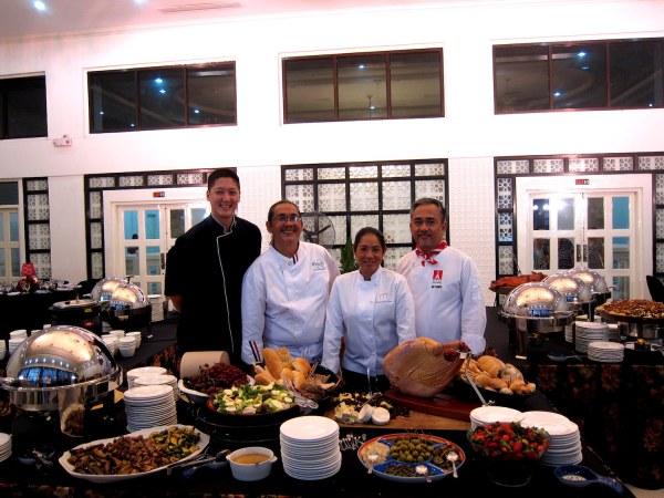 Angelo Comsti, Tibong Jardeleza, Margarita Fores, Ige Ramos