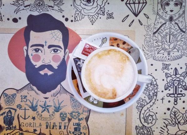 Gorilla Cafe Madrid
