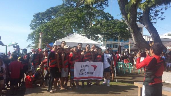 Team Ariya of Cebu