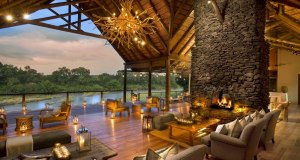 The Kapama River Lodge puts guests on the front door of the Kapama Private Game Reserve