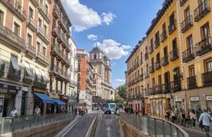 Walking Tour of Madrid