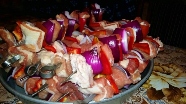 Skara - 10 Foods You Must Try When Traveling to Bulgaria