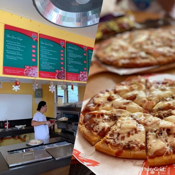 Aventinos Pizza in Siargao