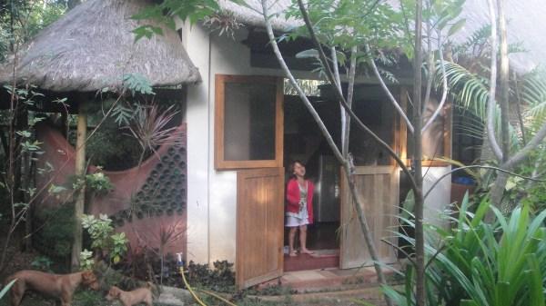Bahay Ni Ancho's lovely facade