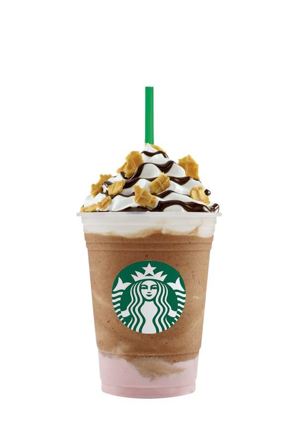 Banana Split Mocha Frappuccino - New Flavors of Starbucks