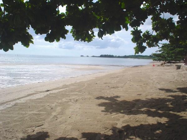 Beach in Calatagan