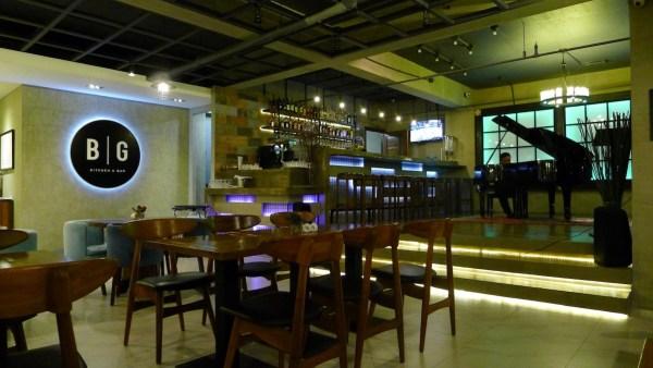 Big Hotel's Piano Bar and Restaurant