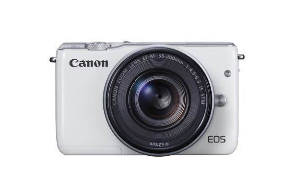 Canon EOS M10 Kit White