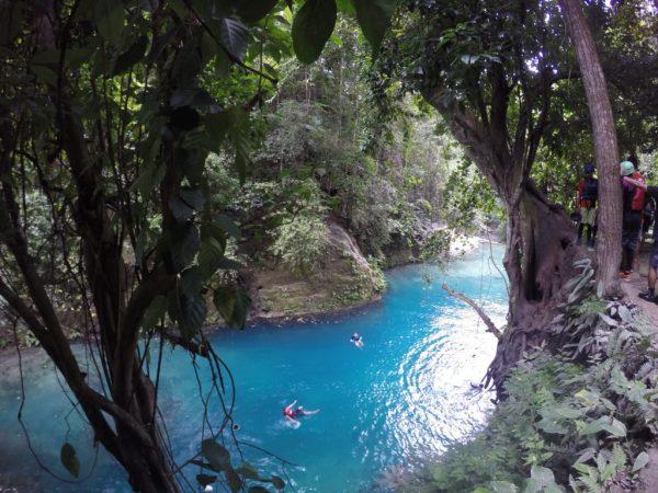 Canyoneering in Cebu