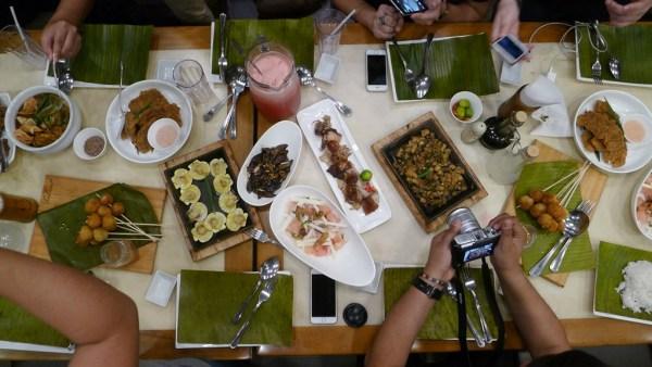 Filipino fiesta at Salinas by Golden Cowrie