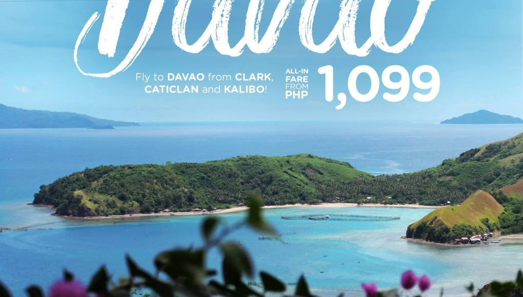 Fly to Davao