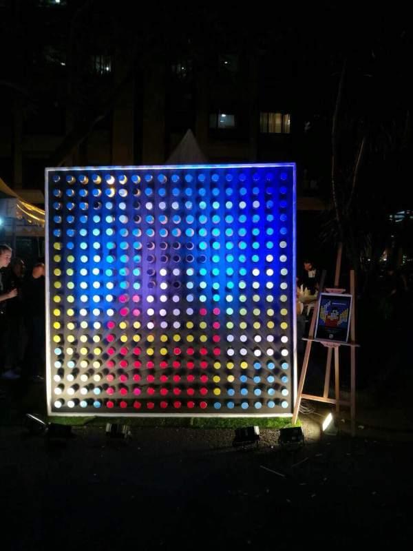 GSMI Premium Gin Art Installation