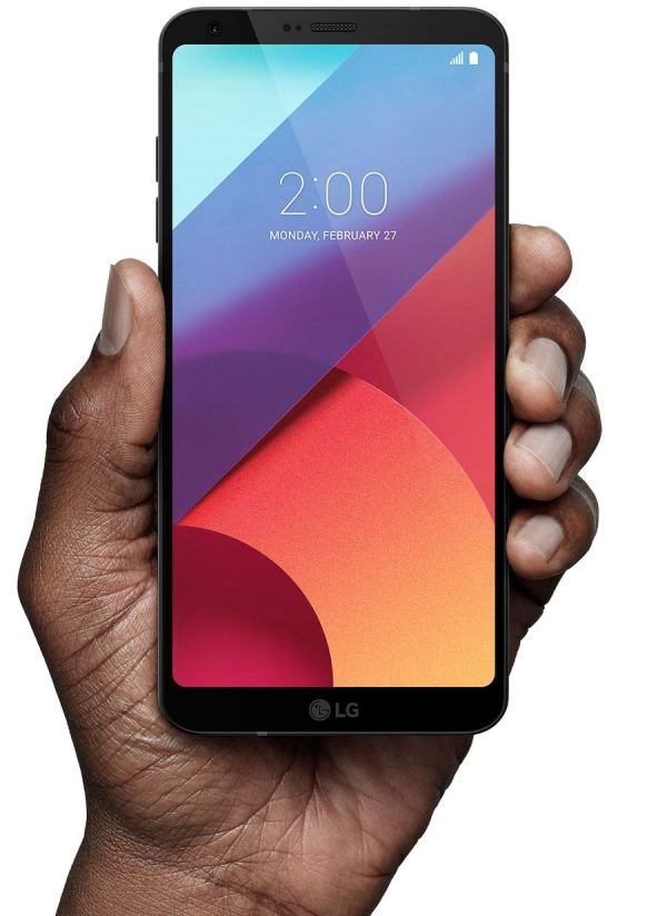 LG G6 Smartphone Cool Travel Gadgets