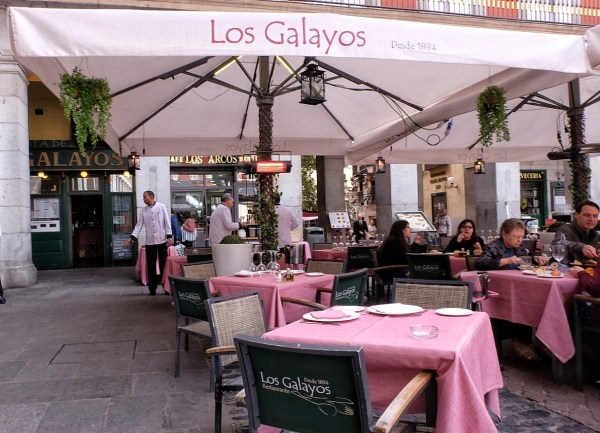 Los Galayos Restaurante