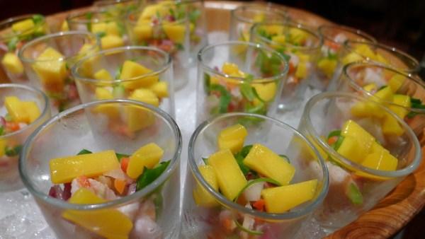 Mango Ceviche Cebu Rendezvous