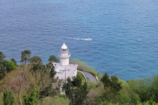 Mount Igeldo Lighthouse